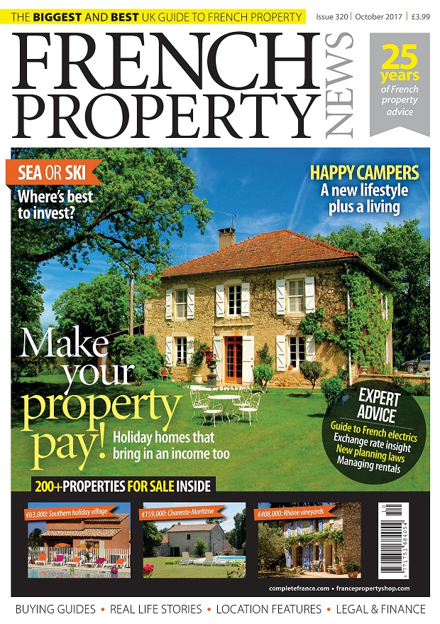 French property News interview